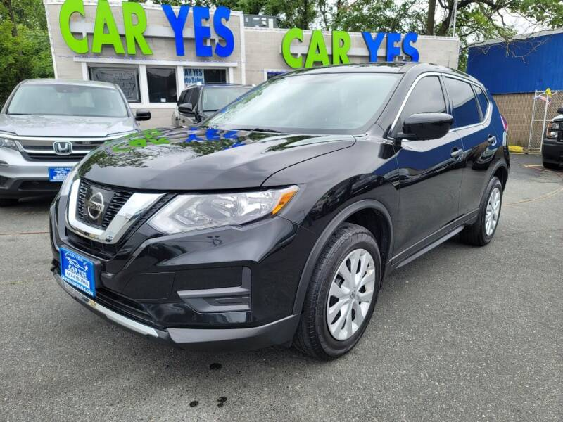 2017 Nissan Rogue for sale at Car Yes Auto Sales in Baltimore MD