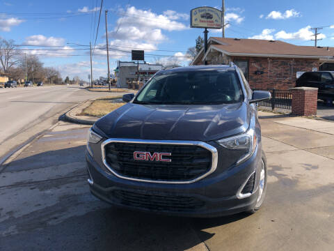 2019 GMC Terrain for sale at All Starz Auto Center Inc in Redford MI