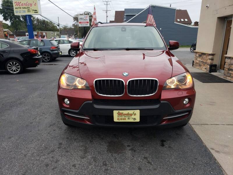 2010 BMW X5 for sale at Marley's Auto Sales in Pasadena MD