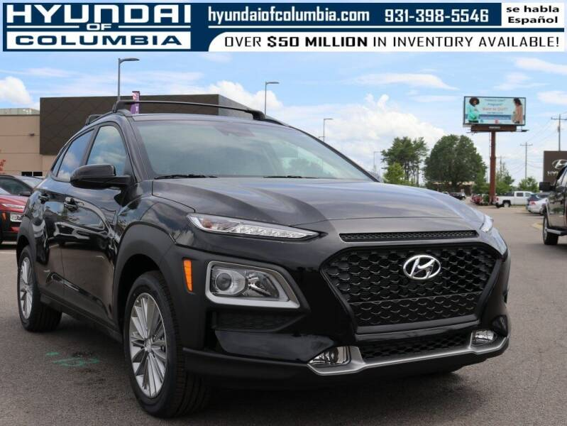 2020 Hyundai Kona for sale at Hyundai of Columbia Con Alvaro in Columbia TN