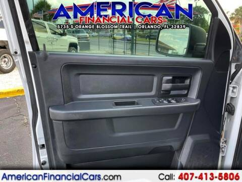 2015 RAM Ram Pickup 1500 for sale at American Financial Cars in Orlando FL