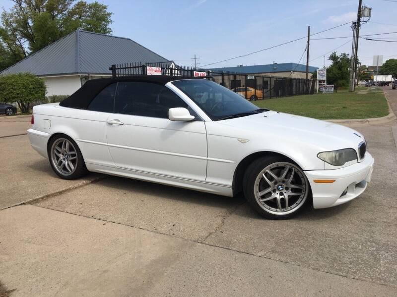 2004 BMW 3 Series for sale at TETCO AUTO SALES  / TETCO FUNDING in Dallas TX