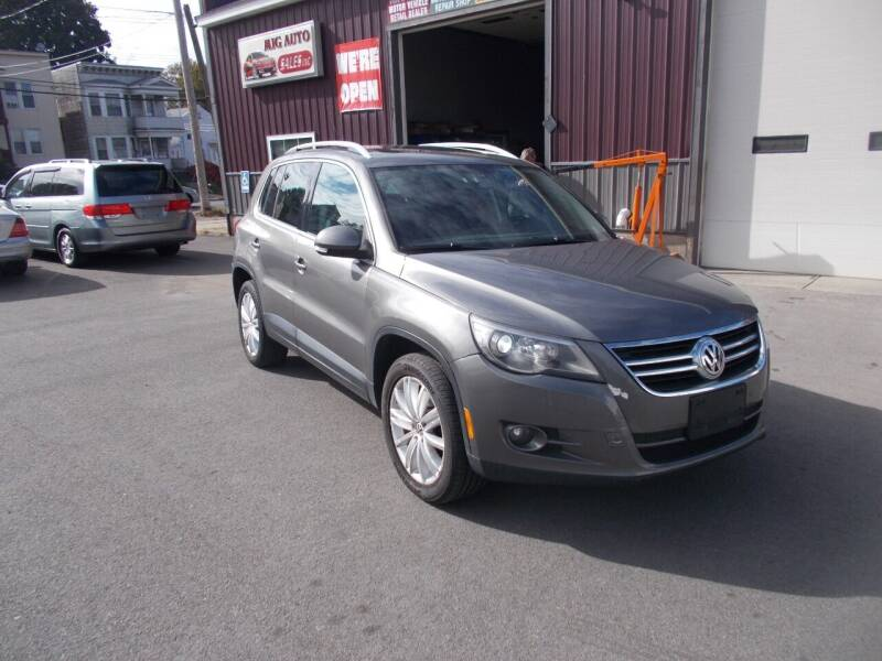 2009 Volkswagen Tiguan for sale at Mig Auto Sales Inc in Albany NY