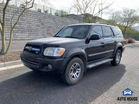 2005 Toyota Sequoia for sale at AUTO HOUSE TEMPE in Tempe AZ