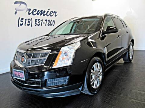 2012 Cadillac SRX for sale at Premier Automotive Group in Milford OH