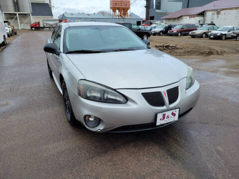 2007 Pontiac Grand Prix for sale at J & S Auto Sales in Thompson ND
