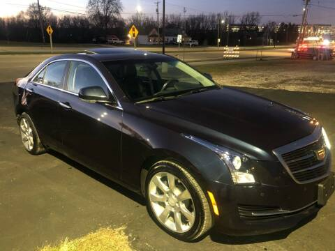 2015 Cadillac ATS for sale at Wyss Auto in Oak Creek WI