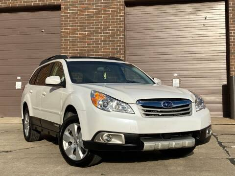 2012 Subaru Outback for sale at Effect Auto Center in Omaha NE
