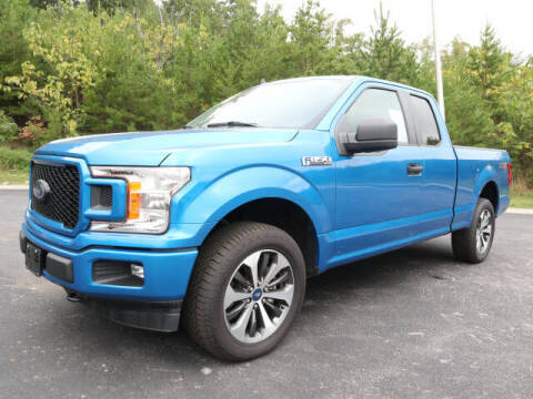 2020 Ford F-150 for sale at RUSTY WALLACE KIA OF KNOXVILLE in Knoxville TN