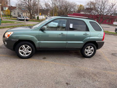 2006 Kia Sportage for sale at Mike's Auto Sales in Rochester NY