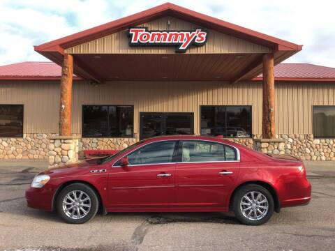 2010 Buick Lucerne for sale at Tommy's Car Lot in Chadron NE