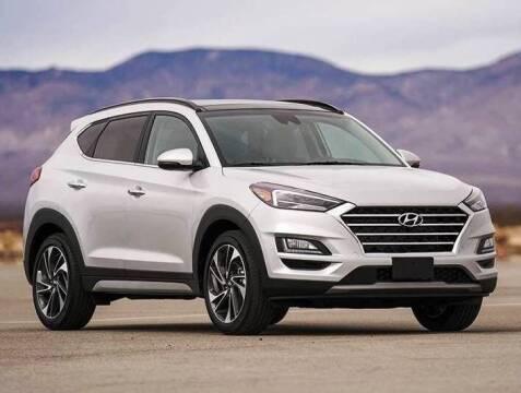2020 Hyundai Tucson for sale at Diamante Leasing in Brooklyn NY