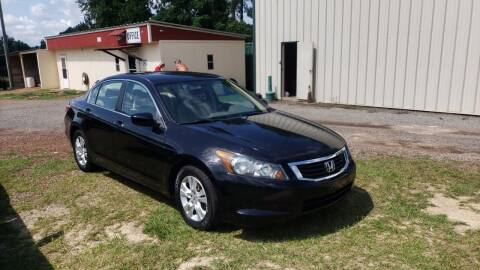 2009 Honda Accord for sale at Lakeview Auto Sales LLC in Sycamore GA