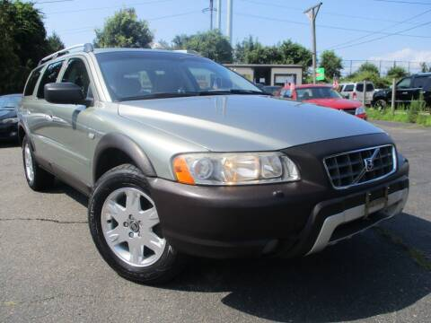 2006 Volvo XC70 for sale at Unlimited Auto Sales Inc. in Mount Sinai NY