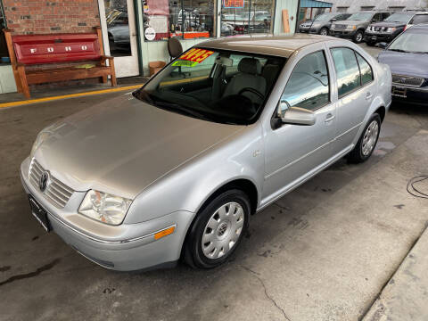 2004 Volkswagen Jetta for sale at Low Auto Sales in Sedro Woolley WA