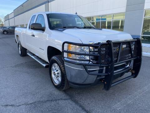 2013 Chevrolet Silverado 2500HD for sale at PM Auto Group LLC in Chantilly VA