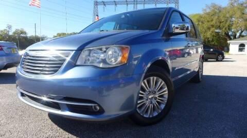 2011 Chrysler Town and Country for sale at Das Autohaus Quality Used Cars in Clearwater FL