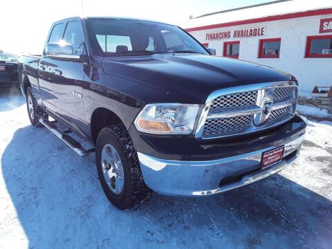 2010 Dodge Ram Pickup 1500 for sale at Sarpy County Motors in Springfield NE