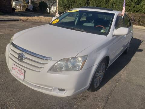 2007 Toyota Avalon for sale at Hilton Motors Inc. in Newport News VA