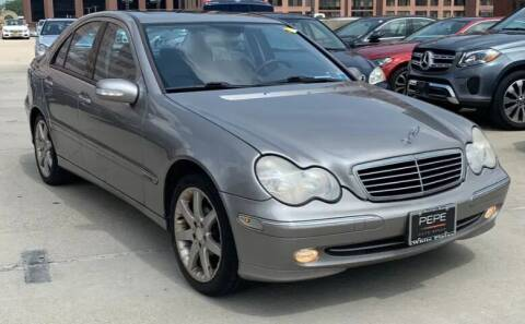 2003 Mercedes-Benz C-Class for sale at Reliable Auto Sales in Roselle NJ