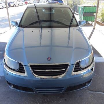 2007 Saab 9-5 for sale at Easy Credit Auto Sales in Cocoa FL