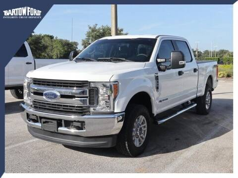 2017 Ford F-250 Super Duty for sale at BARTOW FORD CO. in Bartow FL
