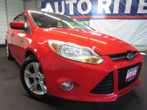 2012 Ford Focus for sale at Auto Rite in Cleveland OH