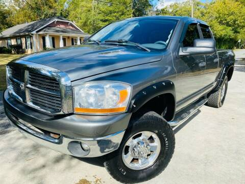 2006 Dodge Ram Pickup 2500 for sale at Cobb Luxury Cars in Marietta GA