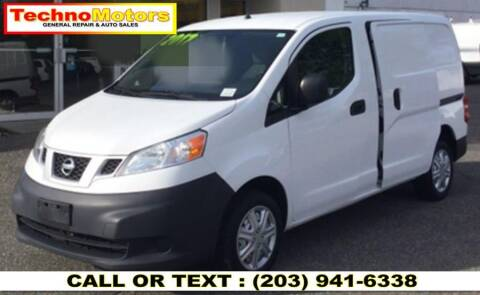 2017 Nissan NV200 for sale at Techno Motors in Danbury CT