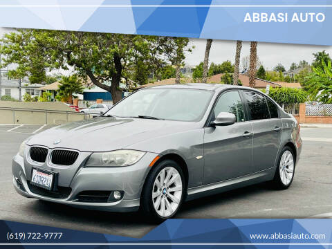 2011 BMW 3 Series for sale at Abbasi Auto in San Diego CA