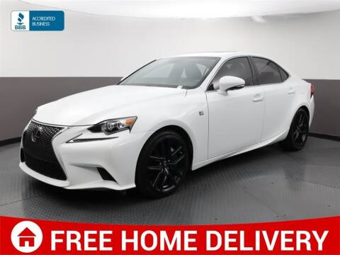 2016 Lexus IS 200t for sale at Florida Fine Cars - West Palm Beach in West Palm Beach FL