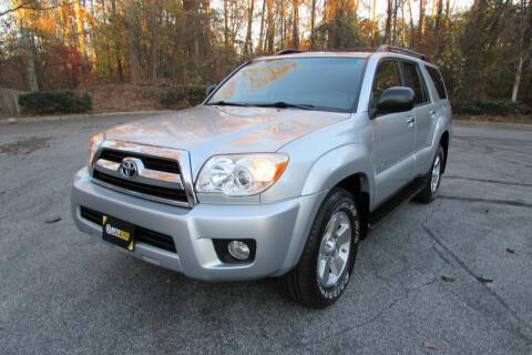 2007 Toyota 4Runner for sale at AUTO FOCUS in Greensboro NC