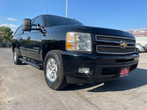 2013 Chevrolet Silverado 1500 for sale at Boktor Motors in Las Vegas NV