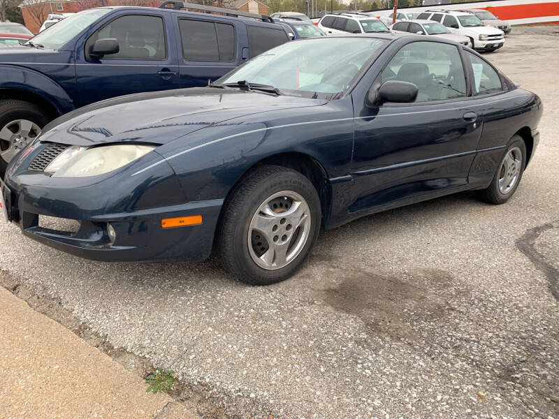 2005 Pontiac Sunfire for sale at Sonny Gerber Auto Sales 4519 Cuming St. in Omaha NE