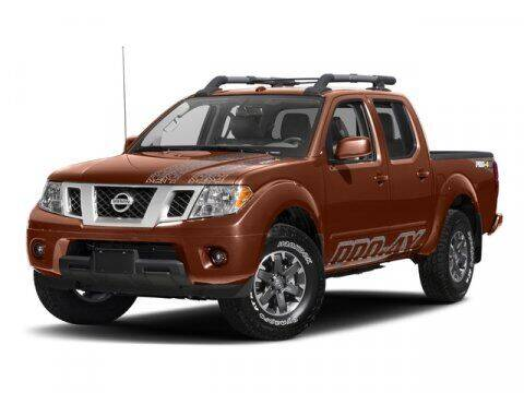 2017 Nissan Frontier for sale at TRAVERS GMT AUTO SALES - Traver GMT Auto Sales West in O Fallon MO