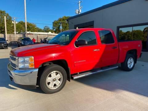 2012 Chevrolet Silverado 1500 for sale at Tigerland Motors in Sedalia MO