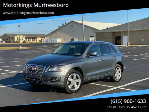 2012 Audi Q5 for sale at Motorkings Murfreesboro in Murfreesboro TN