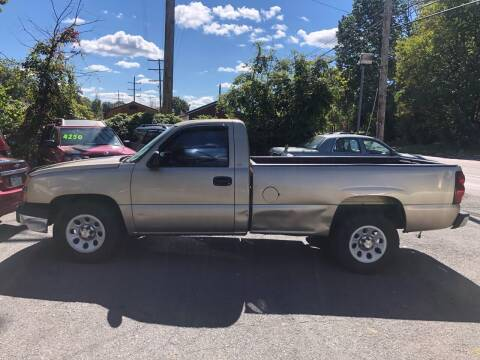 2004 Chevrolet Silverado 1500 for sale at 22nd ST Motors in Quakertown PA