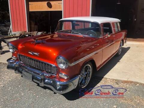 1955 Chevrolet Nomad for sale at SelectClassicCars.com in Hiram GA