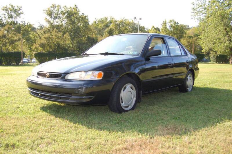 2000 Toyota Corolla for sale at New Hope Auto Sales in New Hope PA