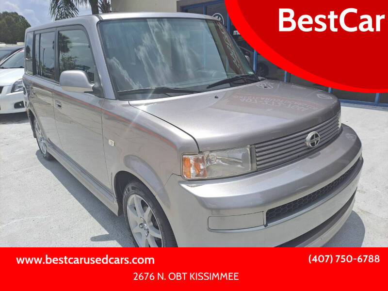 2006 Scion xB for sale at BestCar in Kissimmee FL