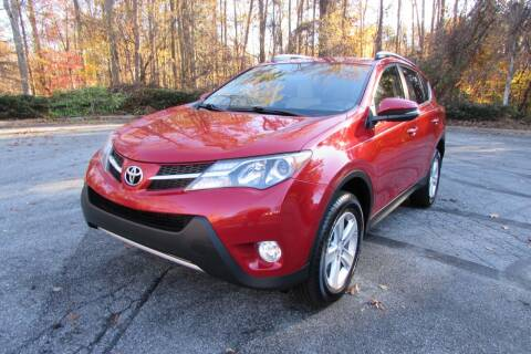2013 Toyota RAV4 for sale at AUTO FOCUS in Greensboro NC