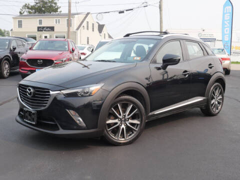 2017 Mazda CX-3 for sale at The Yes Guys in Portsmouth NH