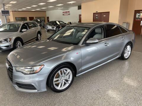 2013 Audi A6 for sale at Auto Galaxy Inc in Grand Rapids MI