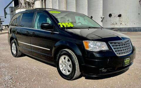 2010 Chrysler Town and Country for sale at Island Auto Express in Grand Island NE