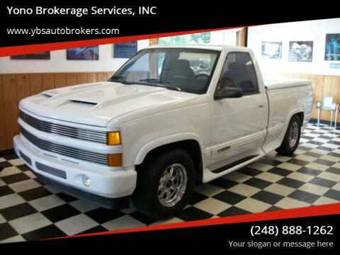1990 Chevrolet C/K 1500 Series for sale at Yono Brokerage Services, INC in Farmington MI