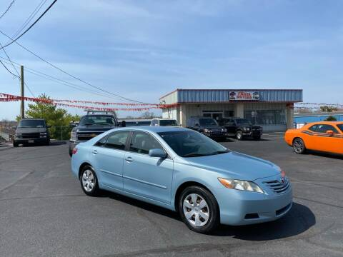 2009 Toyota Camry for sale at FIESTA MOTORS in Hagerstown MD
