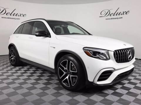 2018 Mercedes-Benz GLC for sale at DeluxeNJ.com in Linden NJ