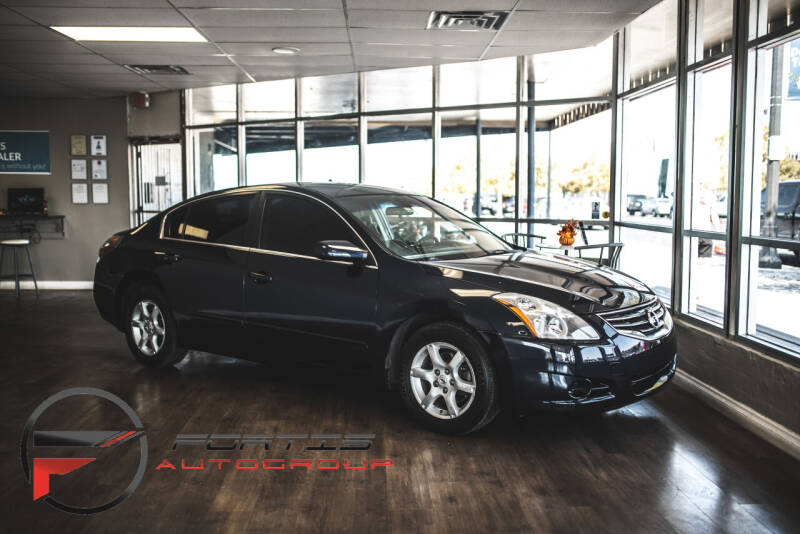 2012 Nissan Altima for sale at Fortis Auto Group in Las Vegas NV