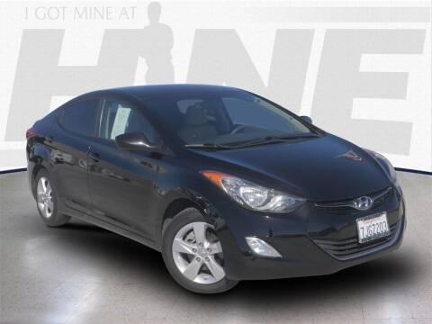 2012 Hyundai Elantra for sale at John Hine Temecula in Temecula CA